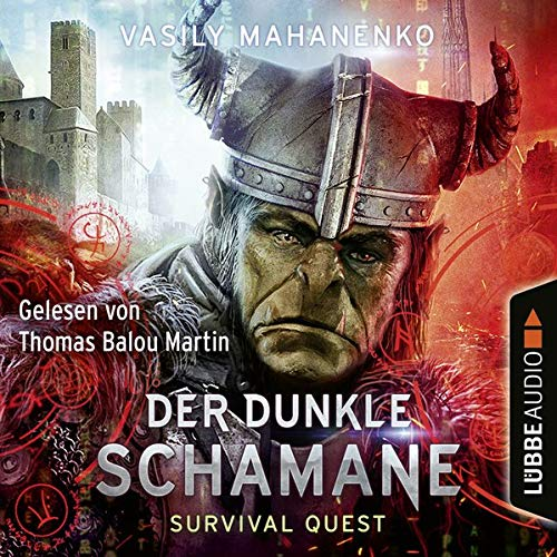 Der dunkle Schamane  By  cover art