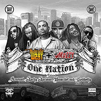 One Nation (feat. Arsonal, Lucky Luciano, Damedot & Godholly)
