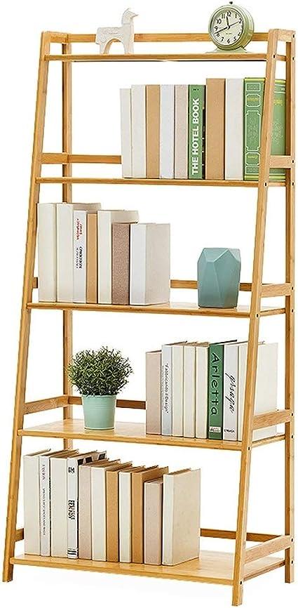 Zhicaikeji Estanterías Display Bookcase Libro Estantería De ...