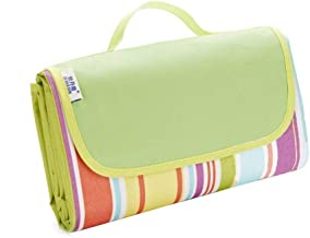 Basic Deal Foldable and Portable Outdoor Picnic Mat (Size : 150 X 180 cm, 925 GMS)