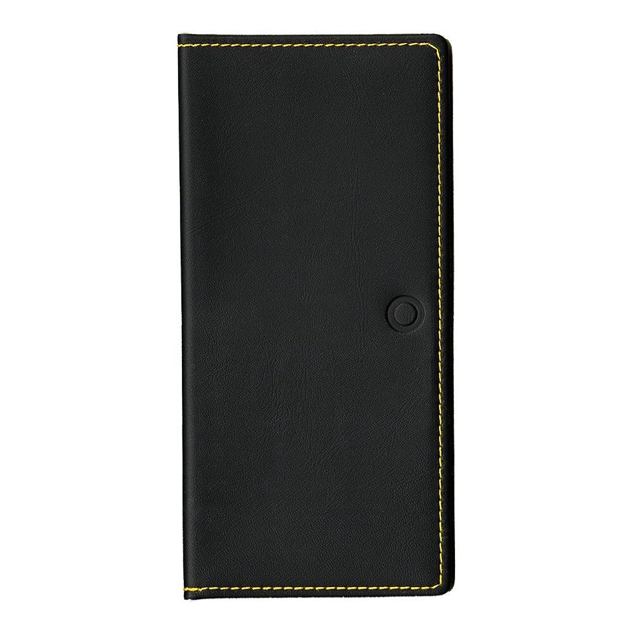 に渡って乳白色ご注意(まとめ買い) コレクト カードホルダーバイカラー16枚用 黒 CH-R116-BK 【×3】