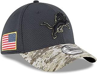 New Era NFL 2016 Salute to Service 39thirty Flex Cap (Detroit Lions)