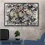Rock Art Poster Ölgemälde Wandkunst Bild für Wohnzimmer