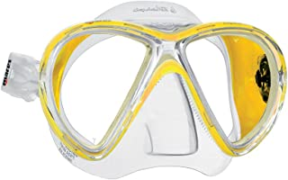 Mares X-Vu Liquidskin 2 Lens Quality Scuba Diving Mask