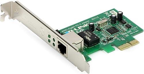 TP-LINK TG-3468 Gigabit PCI Express Network Adapter product image