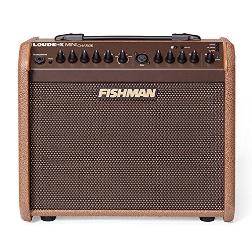 Fishman Loudbox Mini Charge akoestische gitaarversterker