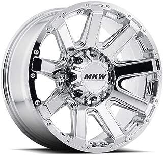 MKW Offroad M94 Chrome Wheel  (17x9