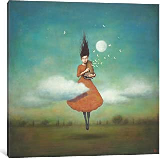 iCanvasART High Notes for Low Clouds Gallery Wrapped Canvas Art Print by Duy Huynh, 37
