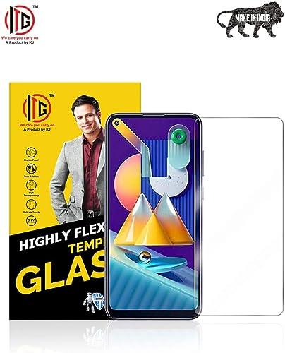 Prime Retail Realme 6 Tempered Tempered Glass For Realme 6