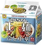 マルちゃん正麺 冷し中華 5食パック 118X5g ×2個