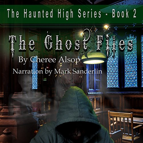 The Haunted High Series Book 2: The Ghost Files audiobook cover art