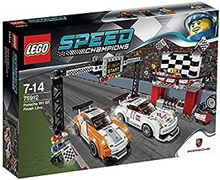 LEGO 75912 Speed Champions Porsche 911 GT linia wykończeniowa zestaw