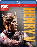 Shakespeare: Henry V [Blu-ray]