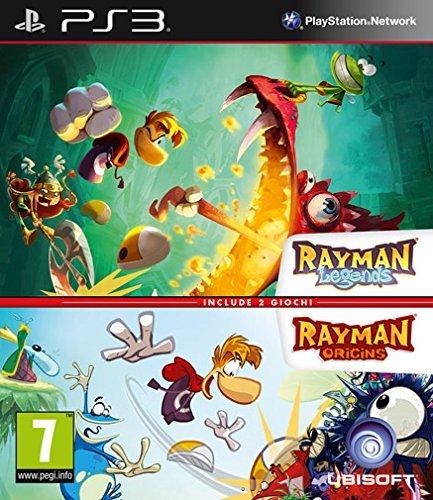 PS3 Compilation : rayman legends & rayman origins (Xbox 360)