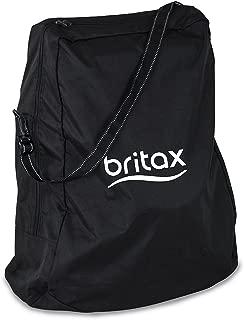 Britax Single B-Agile, B-Free, and Pathway Stroller Travel Bag, Black