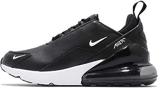 Nike Air Max 270 Premium Leather Men's Running Shoes BQ6171 001