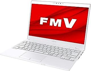 【公式】 富士通 ノートパソコン FMV LIFEBOOK UHシリーズ WU2/E2 (Windows 10 Pro/13.3型ワイド液晶/Core i7/16GBメモリ/約1TB SSD/Office Home and Business 2019/アーバンホワイト/長時間駆動バッテリ)AZ_WU2E2_Z550/富士通WEB MART専用モデル