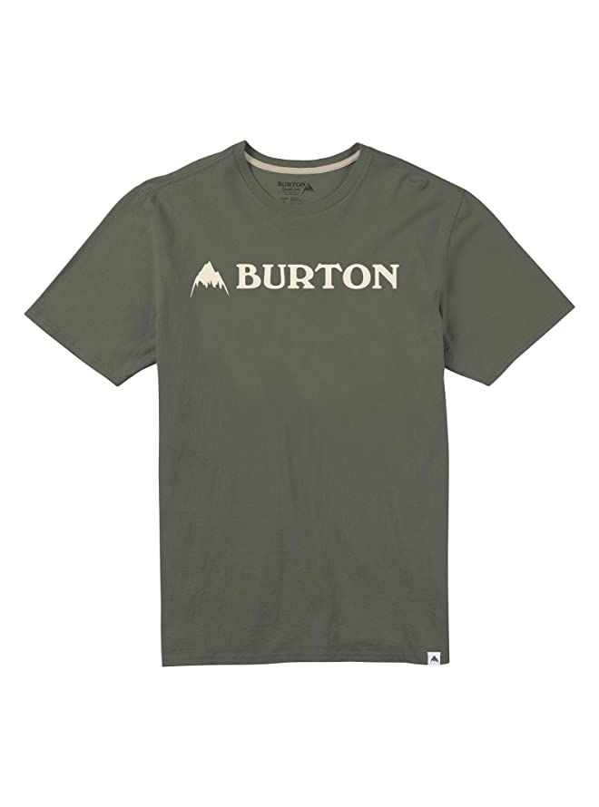 Burton Men's Horizontal Mountain Short Sleeve Tee