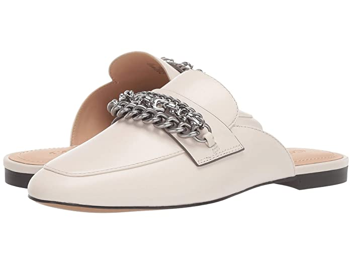 COACH Faye Multi Chains Loafer Slide | 6pm