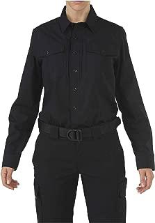 Tactical Women's Stryke PDU Class B Long Sleeve Shirt, Button-Up, Teflon Finish, Style 62010