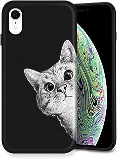 Litech™ Case for Apple iPhone XR (2018) [Flexfit] Premium Cute Creative Artistic Design (Cat 3)