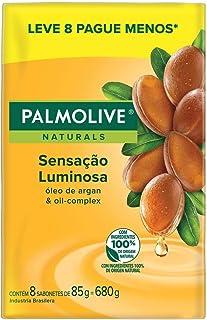 Sabonete Em Barra Palmolive Naturals Sensação Luminosa 85G Promo Leve 8 Pague 7