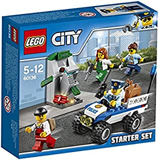LEGO 60136 City Police - Police Starter Set