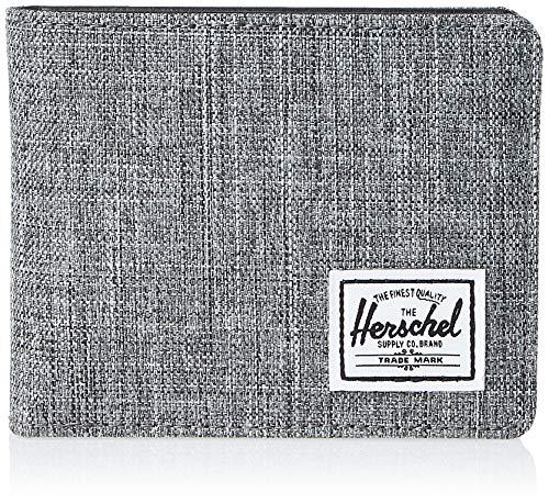 Herschel Hank Wallet 10368-00919; Unisex Wallet; 10368-00919; Grey; One Size EU ( UK)