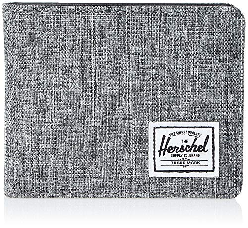 Herschel Supply Co. Cartera para hombre Negro...