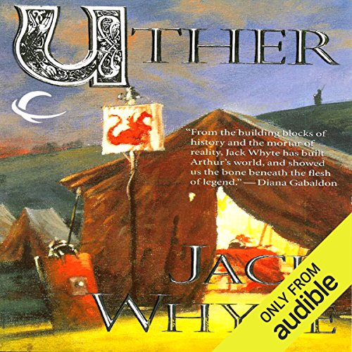 Uther audiobook cover art