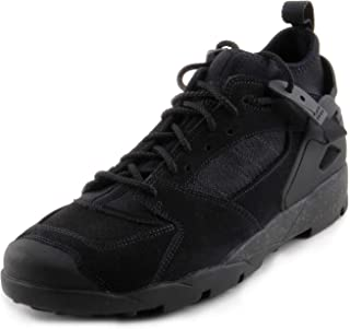 Mens Air Revaderchi Black/Anthracite Black Suede Size 4