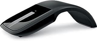 マイクロソフト ワイヤレス ブルートラック マウス Arc Touch Mouse ブラック RVF-00062