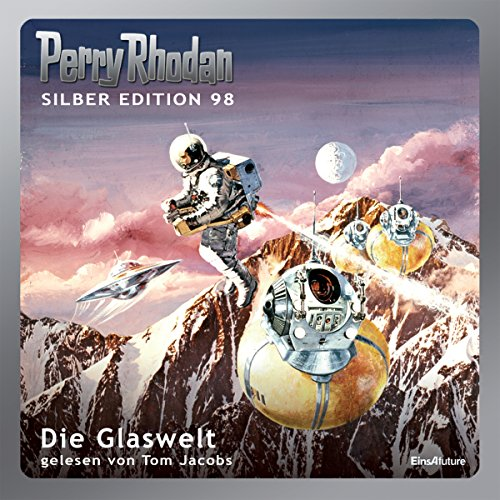 Die Glaswelt audiobook cover art