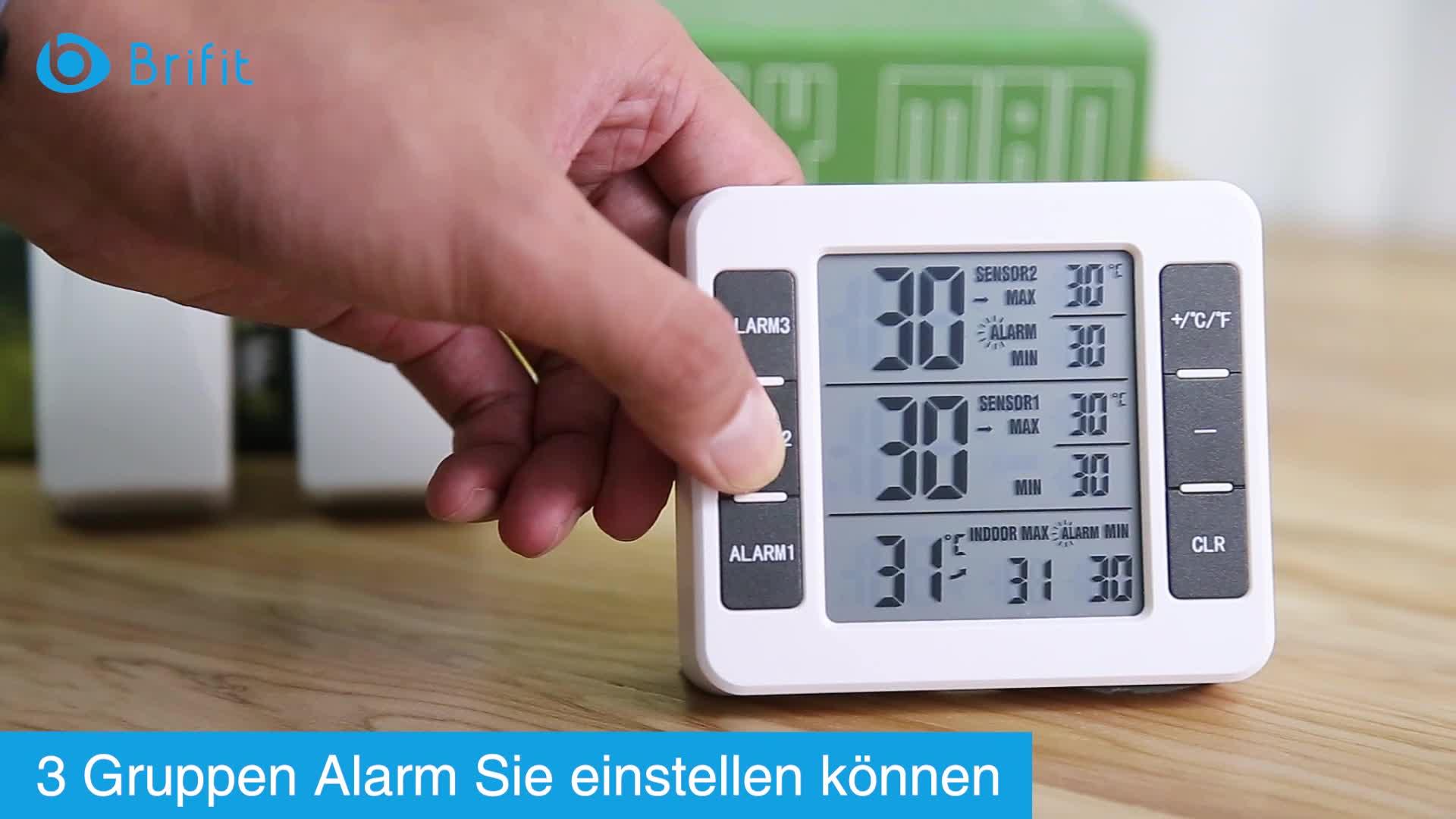sumicorp.com Elektro-Grogerte Zubehr Min/Max-Aufzeichnung ...