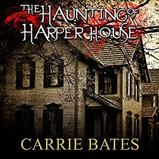 The Haunting of Harper House audiobook cover art