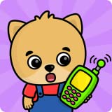 Téléphone bébé – Jeu éducatif pour enfant