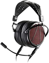 product image for Audeze LCD-GX Gaming Headset with Boom Mic, Wired, All-Analog