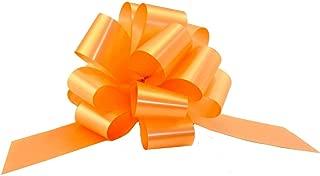 Peach Decorative Gift Pull Bows - 5