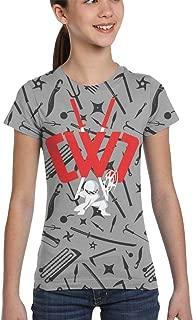 Chad Wild Clay Girl Boy T-Shirt Print Tee Youth Fashion Tops