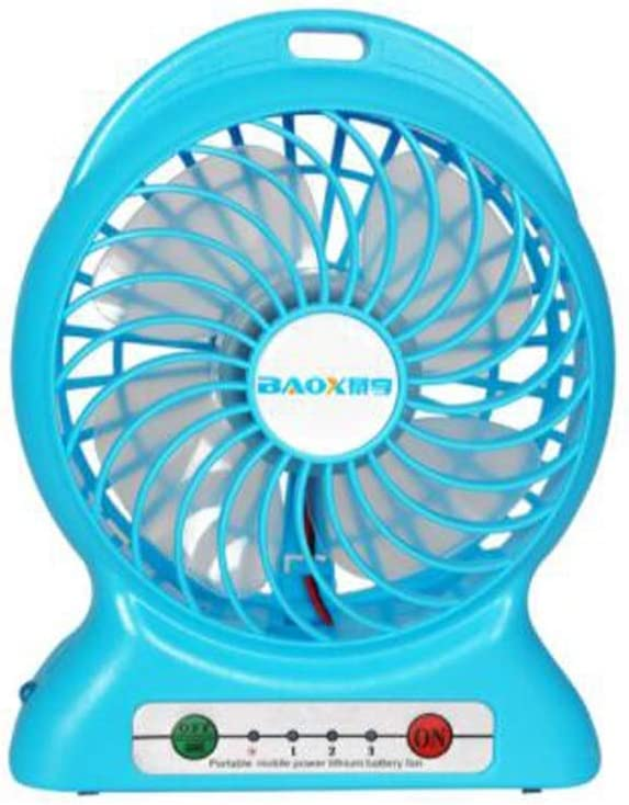 ShiSyan USB Small Translated Fan Hand-held Silent Max 41% OFF Rechargeable Wind B