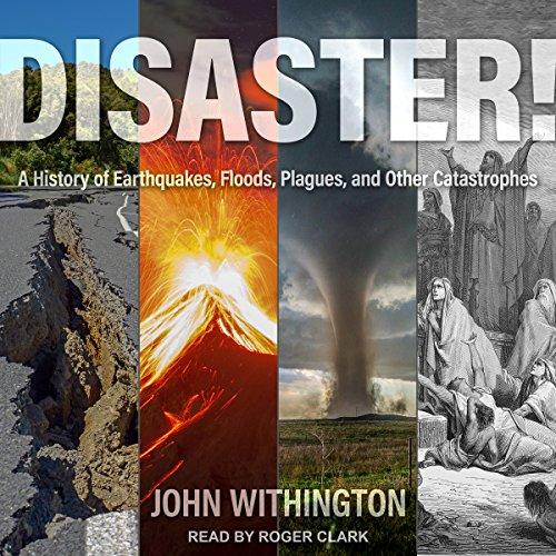 Disaster! audiobook cover art