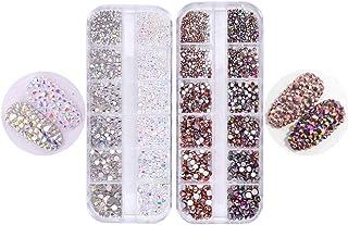 60fc55e0ef88 Amazon.es: Pedrería - Accesorios para decorar uñas: Belleza