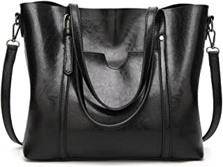 Large Work Tote Bags For Women Designer Top Handle Satchel Handbags Shoulder Messenger Purse