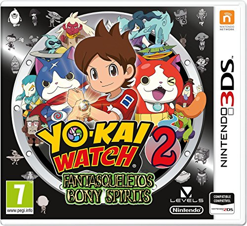 3DS Yo-Kai Watch 2: Fantasqueletos