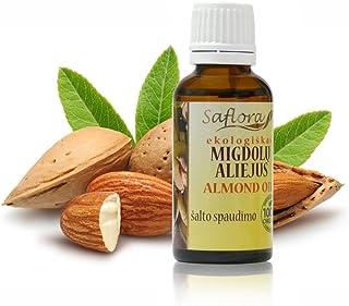 Aceite de Almendras, orgánico, 100% puro prensado en frío