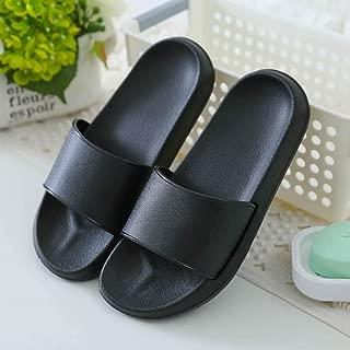 Women Slippers Home Slides House Fluffy Flip Flops Woman Summer Women Shoes Real Female Footwear Rubber 2019 Fashion