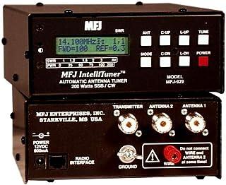 MFJ Enterprises Original MFJ-929 1.8-30 MHz Compact 200 Watt IntelliTuner.