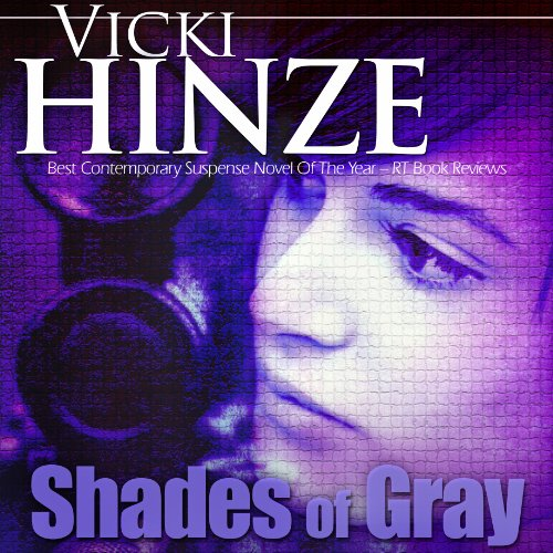 Shades of Gray audiobook cover art