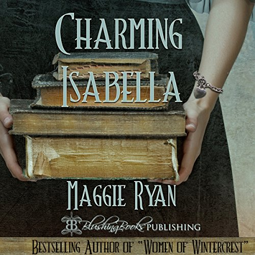 Charming Isabella audiobook cover art