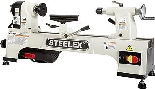 Steelex ST1008 Benchtop Wood Lathe, 10